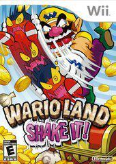Nintendo Wii Wario Land Shake It!